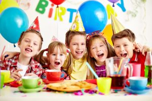 save on kids' birthday parties