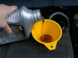 Keeping your car full of clean oil will maintain its life.
