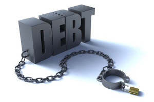 Debt doesn't have to be a ball and chain