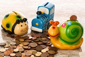 There's much to be said about the value of piggy bank savings
