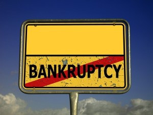 Start bankruptcy pre-bankruptcy with knowledge