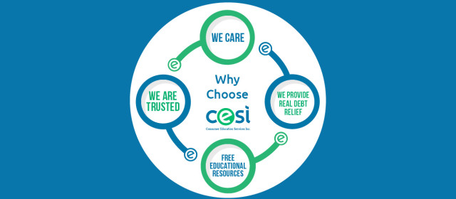 Get out of Debt with CESI