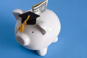 Struggling young professional applies for a student loan repayment