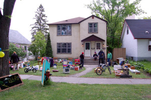 Beyond just a yard sale, there are many ways to benefit financially when you clean out your house.