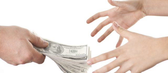 loan money to a family member