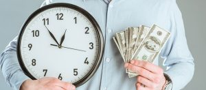 time over money