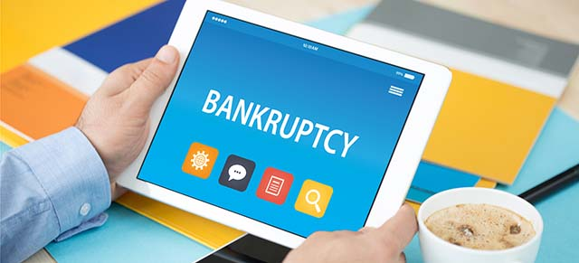 how long does it take to file bankruptcy