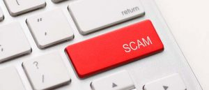 military scams